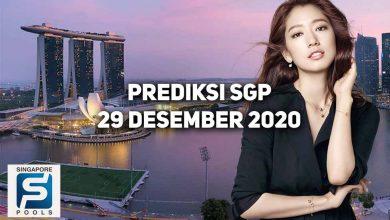 Photo of Prediksi Togel Singapore 29 Desember 2020