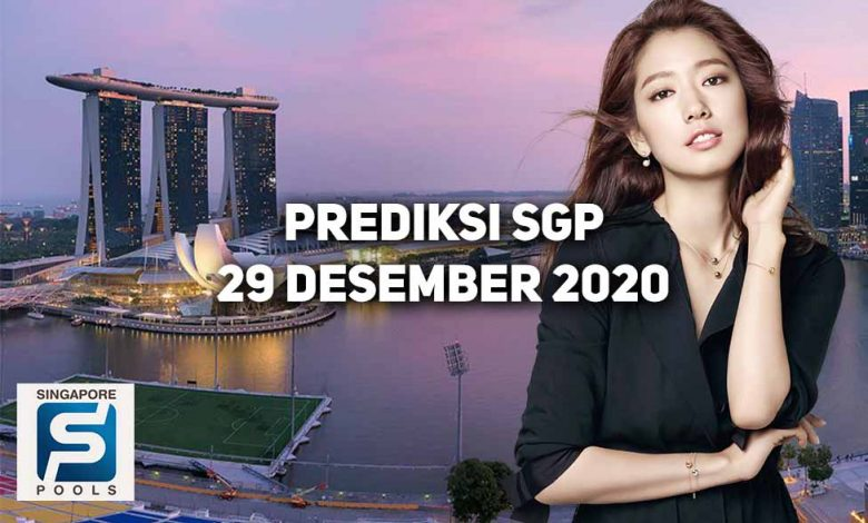 Prediksi Togel Singapore 29 Desember 2020 Prediksi Togel Singapore 29 Desember 2020 - Viralnesia