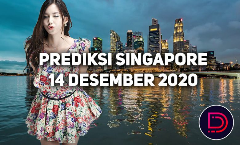 Prediksi Togel Singapore 14 Desember 2020  - Viralnesia