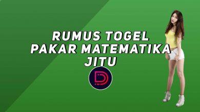 Photo of Ciptakan Rumus Togel Jitu, Ahli MatematikaJackpot$30 juta