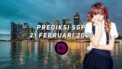 Photo of Prediksi Togel Singapore 21 Februari 2021