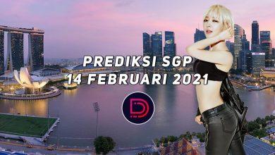 Photo of Prediksi Togel Singapore 14 Februari 2021